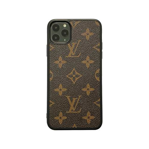 LOUIS VUITTON LV Classic Full Cover iPhone Case - Brown