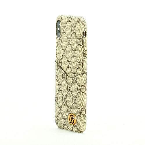 GUCCI Classic GG Card-Holder iPhone Case