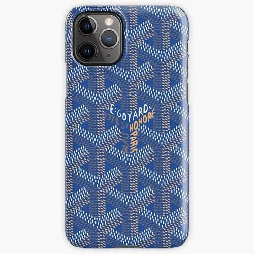 GoYard Luxury Design iPhone Case