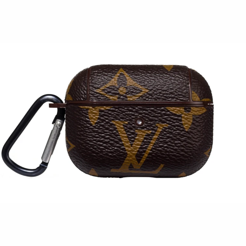 Classic LV Brown AirPods Pro Case