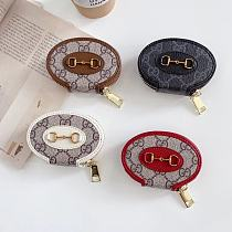 Gucci Style Coin Purse Protective Case For Apple Airpods Pro