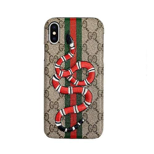 GUCCI Snake GG iPhone Case