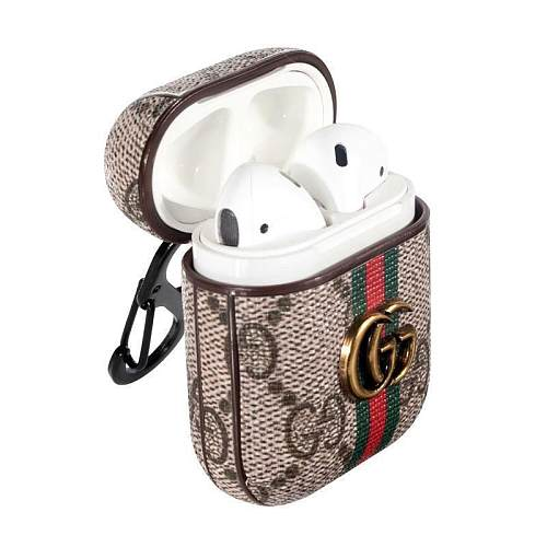 GUCCI LUXURY SHOCKPROOF AIRPODS CASE