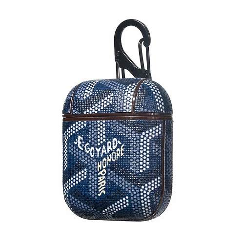 GOYARD LUXURY SHOCKPROOF AIRPODS CASE