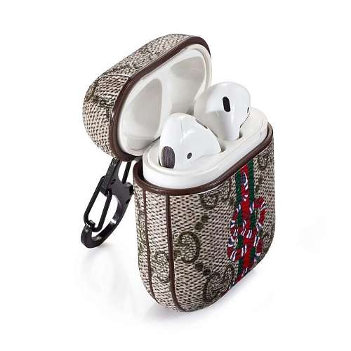 GUCCI SNAKE STYLE LUXURY SHOCKPROOF AIRPODS CASE