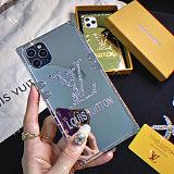 LOUIS VUITTON LV MIRROR PHONE CASE FOR IPHONE 12 11 PRO MAX XS MAX XR XS 7 8 PLUS SE2