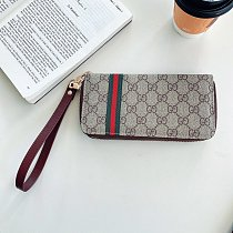 GUCCI CROSS BODY LEATHER WALLET UNIVERSAL PHONE CASE FOR IPHONE SAMSUNG HUAWEI WITH LANYARD
