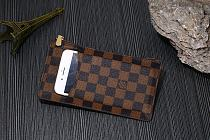 LOUIS VUITTON LV ZIPPER LEATHER WALLET UNIVERSAL PHONE CASE FOR IPHONE SAMSUNG HUAWEI WITH CARD SLOT