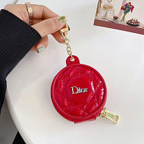 DIOR UNIVERSAL AIRPODS 1/2/PRO CASE WITH MIRROR