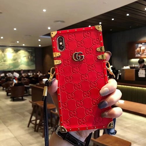 GUCCI TRUNK PHONE CASE IPHONE MODELS