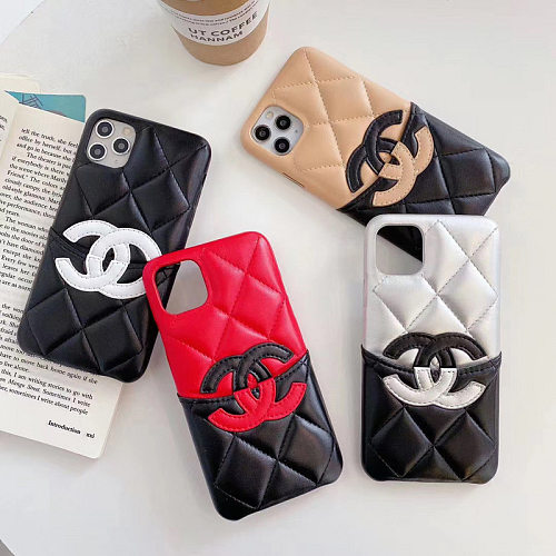 CHANEL PHONE CASE COVER IPHONE MODELS PINK