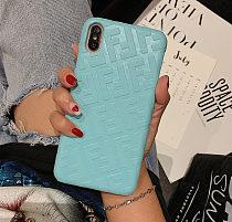 FENDI PHONE CASE COVER IPHONE MODELS