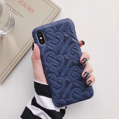 BURBERRY PHONE CASE COVER IPHONE MODELS