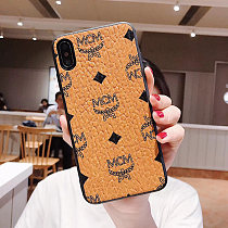 MCM PHONE CASE COVER IPHONE MODELS
