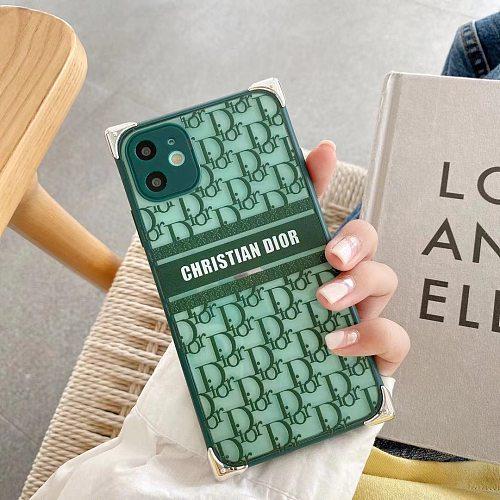 DIOR PHONE CASE IPHONE MODELS