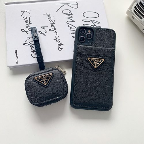 PRADA AIRPODS 1/2/PRO CASE COVER /AIRPODS CASE ONLY!!!