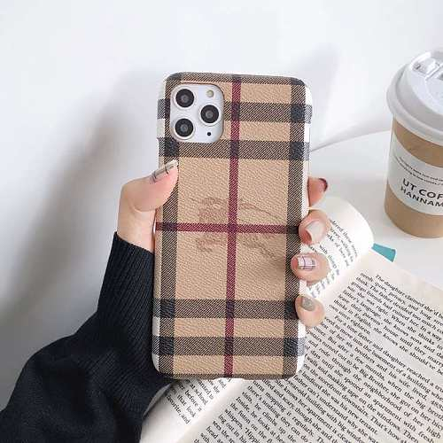 BURBERRY IPHONE CASE COVER 12 11 PRO MAX  XS MAX XR 7 8 PLUS