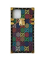GUCCI TRUNK IPHONE CASE 7 8 PLUS XS XR XS MAX 11 12 PRO MAX WITH LANYARD006