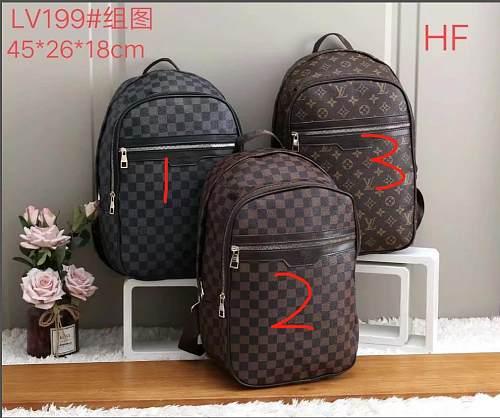 Cheap LV Backpack 199#55