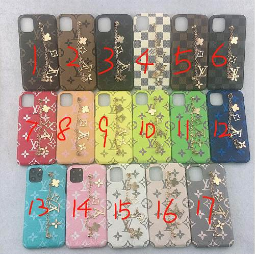 Multi Colors iPhone Cases With Chain YOUBIAN