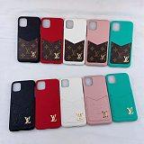 Luxury Designer iPhone XR Wallet Case Cover 11 12 Pro Max XS Max 7 8 Plus