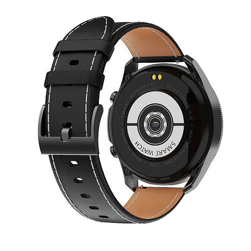 W3 Smart Watches IP67 WaterProof Inspired By Samsung Smart Watch Black