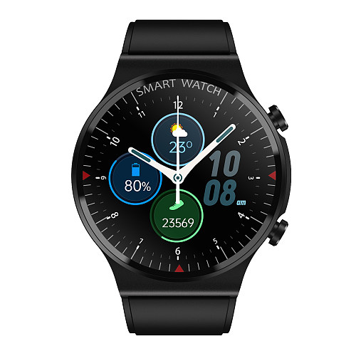 AW11 Smart Watches IP67 WaterProof Silver