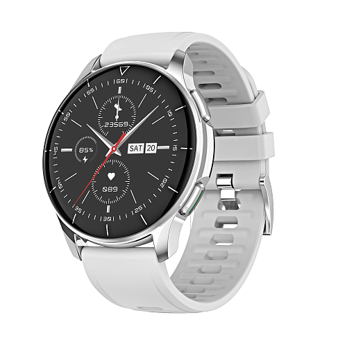 AW10 Smart Watches IP67 WaterProof Silver