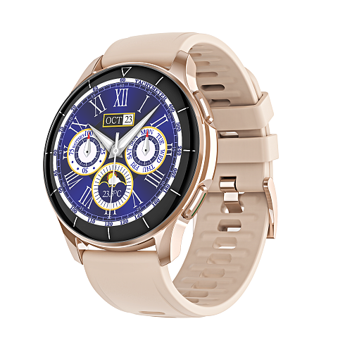 AW10 Smart Watches IP67 WaterProof Gold