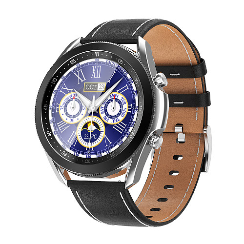 W3 Smart Watches IP67 WaterProof Inspired By Samsung Smart Watch Silver