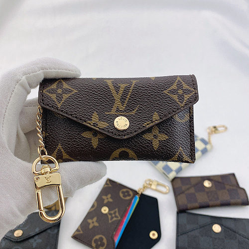 LV Louis Vuitton Coin Card Holder