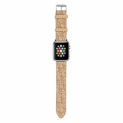 DIOR APPLE WATCH BAND 38/40MM 42/44MM LEATHER
