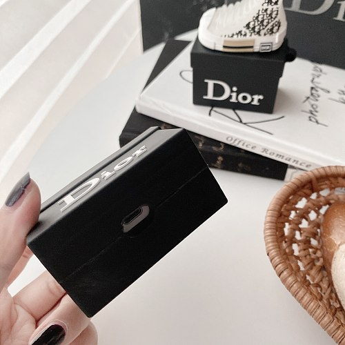 Dior Designer Sneaker 3D Silicon AirPods Cases For Gen 1/2 Pro