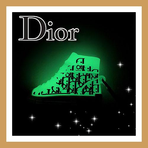 Dior Designer Trainer 3D Silicon AirPods Cases For Gen 1/2 Pro