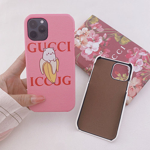 GG Cute iPhone 11 12 13 Pro Max Case 6 6s 7 8 Plus XS XR MAX Cover YOUBIAN
