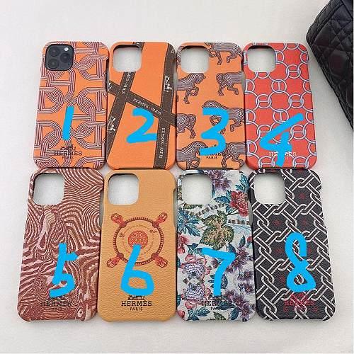Hermes Designer Samsung Phone Case Galaxy S7 Edge 8 9 10 11 21 Ultra Note 5 8 9 10 20 Ultra Plus A91 YOUBIAN
