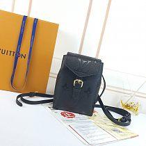 LV M80738 Tiny Backpack 07180 Black