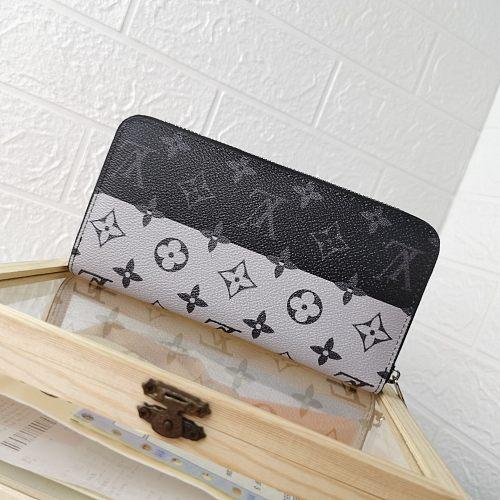 LV Split M60017 Long Zipper Wallets With Box 0727075