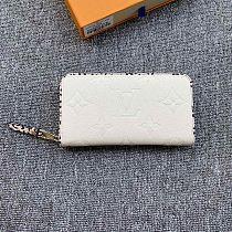 LV 2 Colors Zippy Lockme M69966 Long Zipper Wallets With Box 0727095