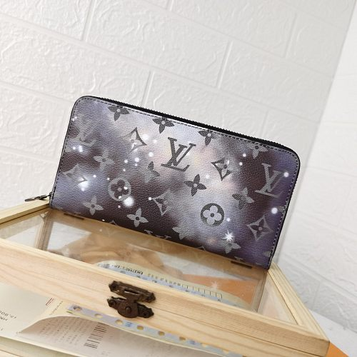 LV Starry Sky M60017 Long Zipper Wallets With Box 0727075