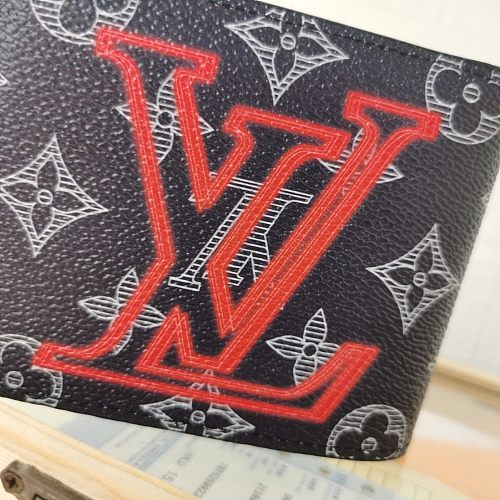 LV Vivienne M60895  MULTIPLE Short Folded Wallets With Box 0727060