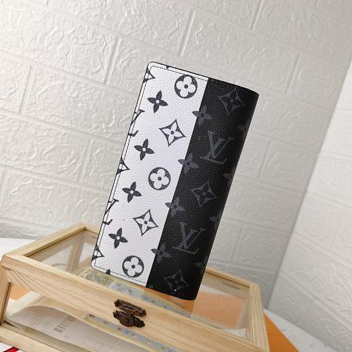 LV Split M62665 Long Folded Wallets With Box 0727075