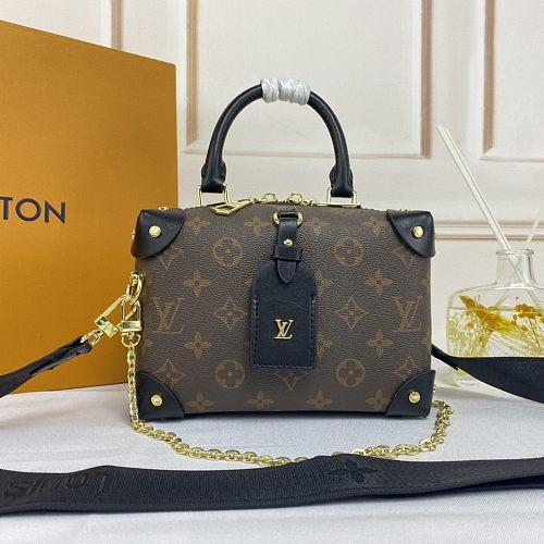 Louis Vuitton Petite Malle Souple LV M45531 0907180