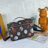 Louis Vuitton LV Pochette Metis M44875/40780 Crossbody Bag 0907180