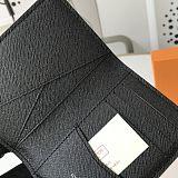 Louis Vuitton LV N30608 Damier Graphite Wallet 0909075