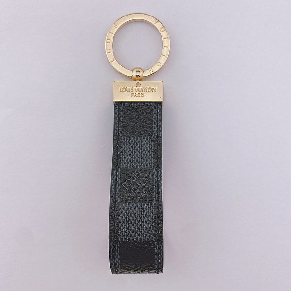 LV LOUIS VUITTON Designer Keychains Fashion Gift Car keychain With Box