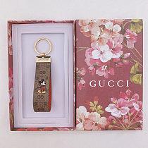 GG Designer Keychains Fashion Gift Car keychain With Box