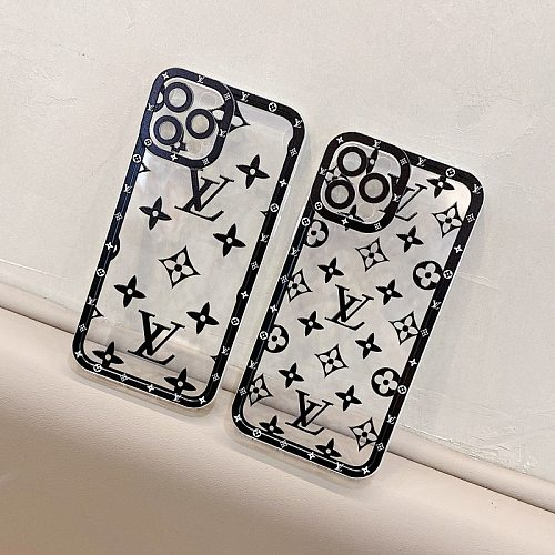 LV LOUIS VUITTON Phone Case for iphone 7 8 XS XR 10 11 12 PRO MAX