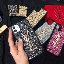 YSL Yves Saint Laurent  iPhone Case 7 8 Plus Xs XR Max 11 12 13 Pro Max