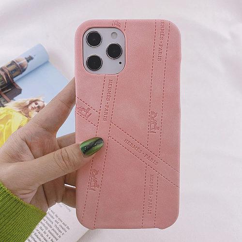 Hermes iPhone 11 12 13 Pro Max Case 7 8 Plus XS XR 6 COLORS